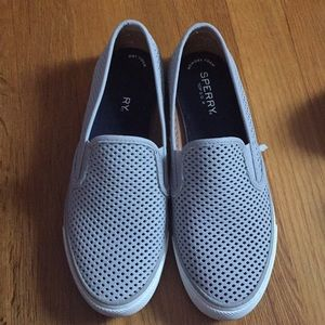 Sperry women's top-sider memory foam sneaker